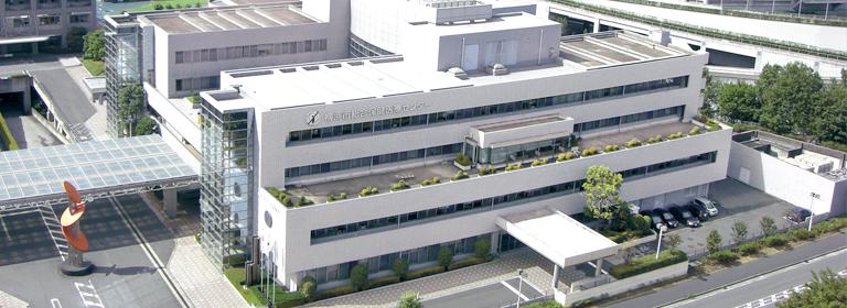写真:横浜市総合保健医療財団建物